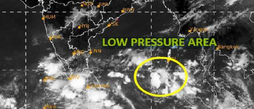 IMD warns of Bay of Bengal cyclone on May 16