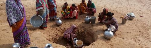 COVID-19, summer season, a double blow for water issues in Odisha's Jajpur