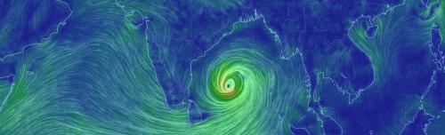 Amphan to make landfall between Bengal and Bangladesh on May 20: IMD