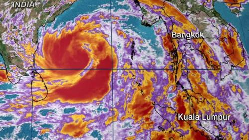 Amphan now strongest-ever cyclone recorded in Bay of Bengal: US agency