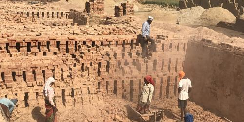 Brick Kilns: A case for promoting rural industries in the future