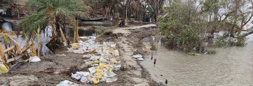 Amphan aftermath: Sundarbans villagers try to pick up pieces