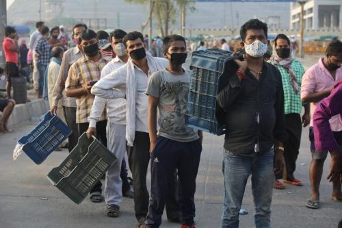 Delhi hasn't done enough to contain COVID-19, Centre tells Supreme Court