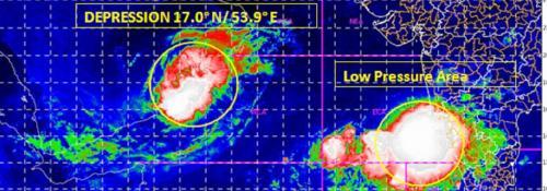 3 जून को मुंबई पहुंचेगा चक्रवात निसर्ग: मौसम विभाग