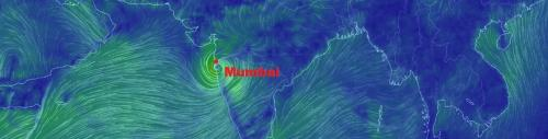 Cyclone Nisarga update: Cyclone now 80 km southeast of Mumbai, says IMD