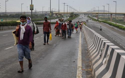 भोजन-पानी के बिना कितने दिन तक संयमित रहते मजदूर?