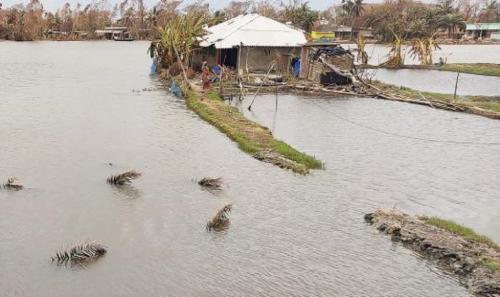 अंफान पर मौसम विभाग ने कैसे लगाया सही अनुमान