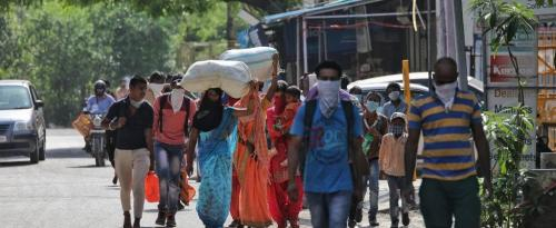 Faceless and dispossessed: India's circular migrants in the times of COVID-19