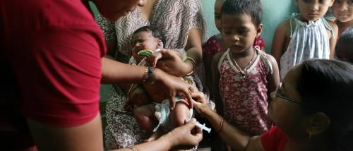 COVID-19: What about 1.5 mln UP children who missed vaccination schedule