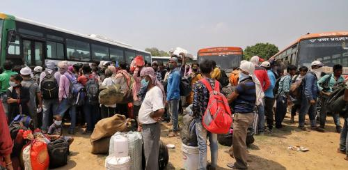 Nearly 80 mln displaced globally by 2019-end, half of them children: UNHCR