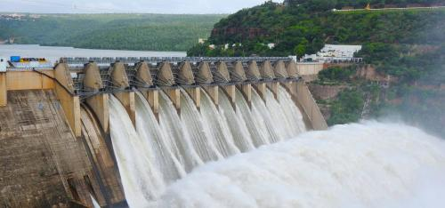 Indian reservoirs brimming as monsoon advances