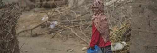 COVID-19, war and hunger: Yemen's humanitarian crisis is becoming worse