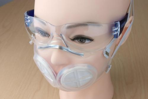 New, reusable masks may help meet COVID-19 demand
