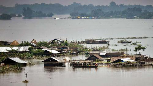 Expect Assam floods to worsen in the next few days