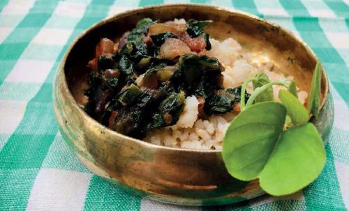 Kachnar: Turn over a delicious leaf