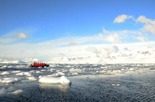 Increasing human footprint cutting Antarctica wilderness: Study