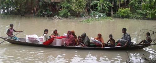 Deficit rainfall in some districts, flooding in nearly all: A look at Assam deluge