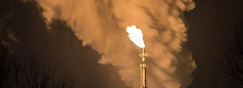 Gas flaring: An emission that escapes global attention