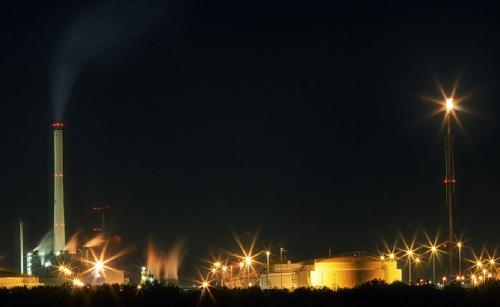 प्राकृतिक गैस से निकलने वाली कार्बन डाईऑक्साइड उच्चतम स्तर पर