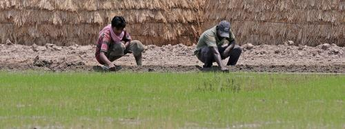 Centre launches pilot project to reduce emissions from agriculture