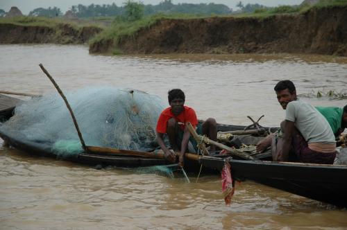 गरीबी रेखा से नीचे जीवनयापन कर रहे हैं 67 फीसदी मछुआरे परिवार