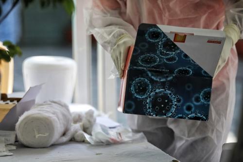 वायरस विज्ञानियों ने की कोविड-19 के उपचार की पहचान