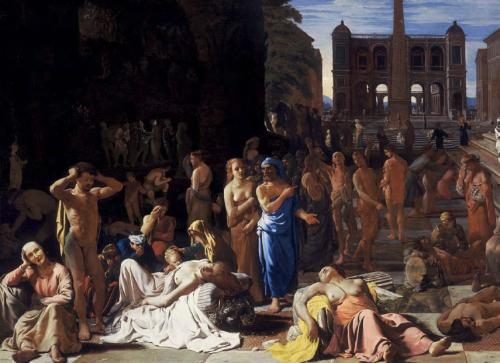 पहली महामारी: एथेंस का प्लेग