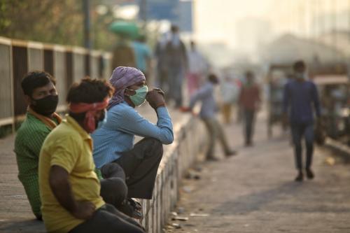 कोरोनावायरस के बाद जीडीपी में गिरावट की वजह से भी होंगी मौतें: रिपोर्ट