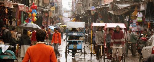 It rained hard in Delhi; what if all that water did not go waste