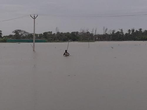 Disaster strikes Bengal's Mousuni island third time in 10 months
