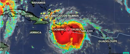 Tropical storms Marco, Laura head for the Gulf of Mexico, spark Fujiwhara effect scare