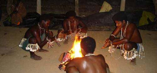 Are the indigenous people of Andaman and Nicobar contracting COVID-19