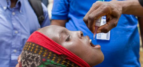 Africa eradicates polio, but vaccine-driven outbreaks rise