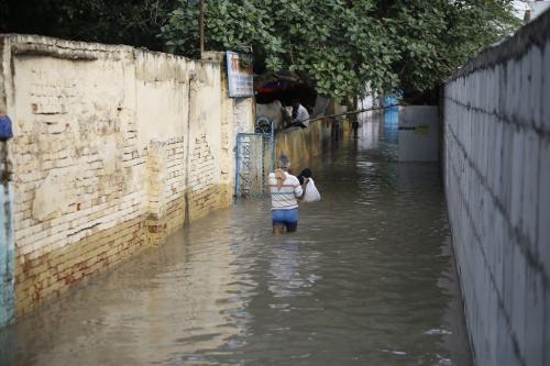 मानसून की बारिश ने अब तक ली 1019 लोगों की जान, 14 राज्यों को सबसे अधिक नुकसान