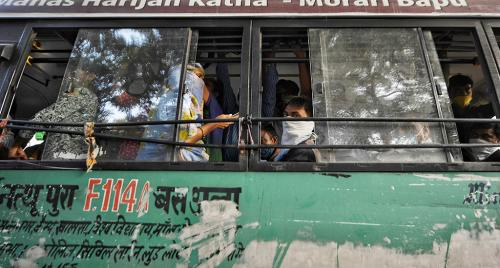 Curbs to chaos: The national capital commutes amid COVID-19 fears