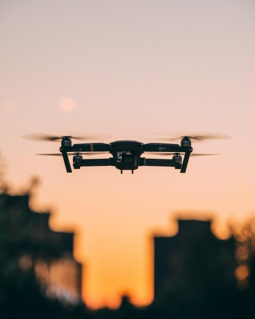 Eyes on the world — drones change our point of view and our truths