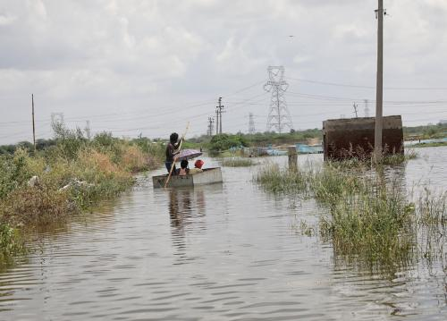 Deluge here, drought there: India's rainfall conundrum continues