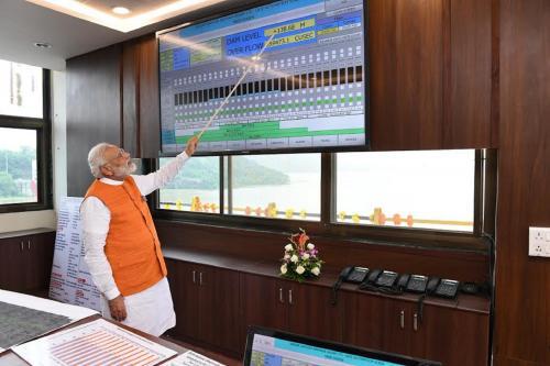 Will PM Modi celebrate his birthday again?