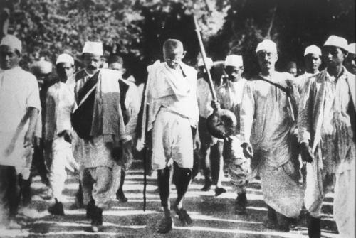 Mahatma Gandhi, public policy and COVID-19