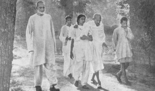 How Gandhi 'mainstreamed' peace, sustainability and empathy