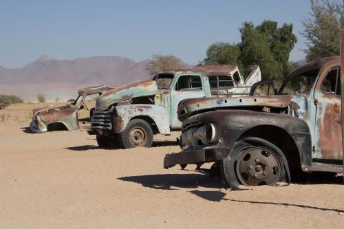 Used vehicles on Africa's roads: UN report flags environment concerns