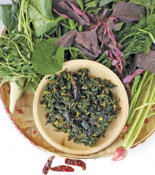 आहार संस्कृति: बंगाली संस्कृति में भूत चतुर्दशी के दिन पकाए जाते हैं 14 शाक
