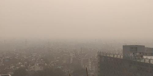 फिर बिगड़ी दिल्ली की हवा, दो दिन रहेगा असर