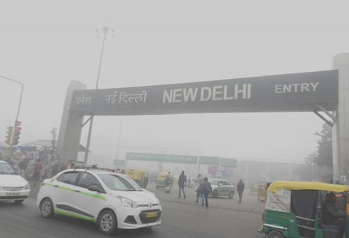 Stubble fire counts up, Delhi air quality slips to 'severe'