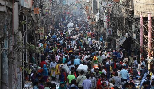 Diwali 2020 in the national capital might just end increasing the city's woes. For instance, even as the city battles its third wave of novel coronavirus disease (COVID-19) infections this month, after June and September, residents thronged to the market