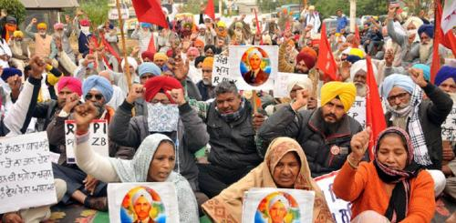 Deadlock between Centre, Punjab unions leaves wheat tillers in limbo at sowing time
