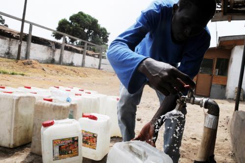 Treat sanitation as public good: UN at launch of hygiene fund