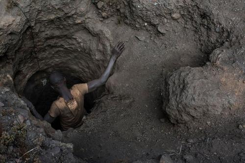 As cobalt demand booms, companies must do more to protect Congolese miners