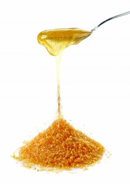 It's sugar, honey; and it's a crime