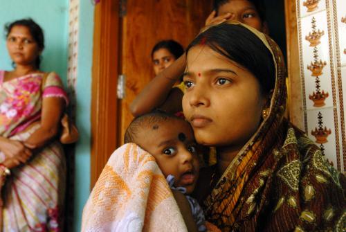 Maternal committees in Madhya Pradesh: Beginning of decentralised nutrition governance